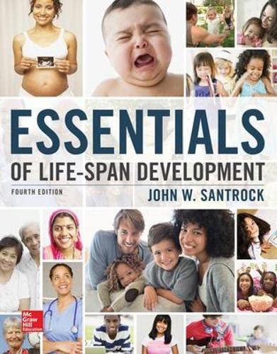 9780077861933: Essentials of Life-Span Development (B&B Psychology)