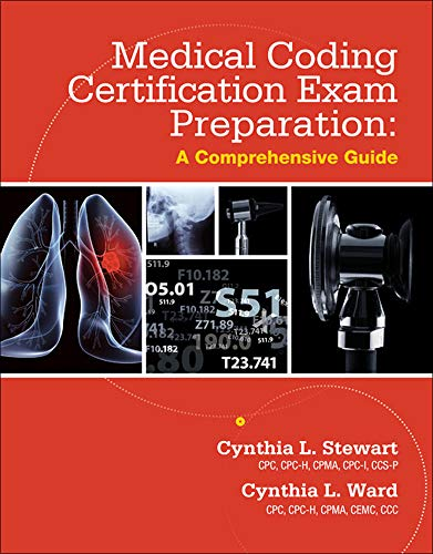 9780077862053: Medical Coding Certification Exam Preparation: A Comprehensive Guide