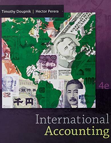 International Accounting: Timothy Doupnik, Hector