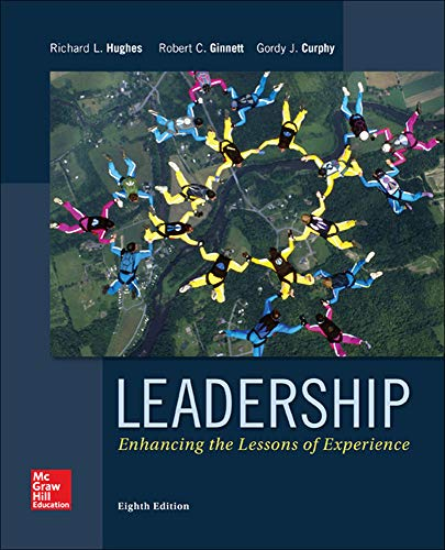 9780077862404: Leadership: Enhancing the Lessons of Experience
