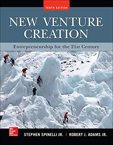 New Venture Creation: Entrepreneurship for the 21st Century (Paperback): Stephen Spinelli