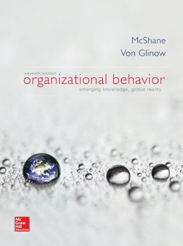 9780077862589: Organizational Behavior
