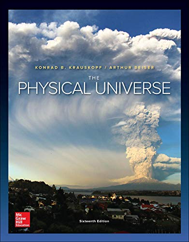 9780077862619: The Physical Universe