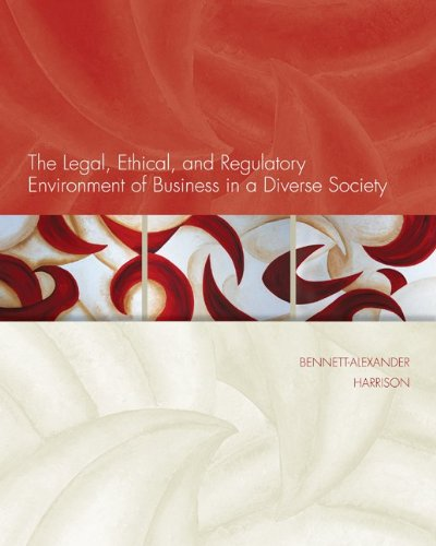 9780077863852: Loose-Leaf Legal, Ethical, & Regulatory Environment of Business in a Diverse Society with Connect Access Card