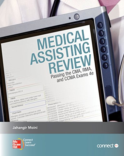 9780077866006: Medical Assisting Review: Passing the CMA, RMA, and CCMA Exams [With Access Code]