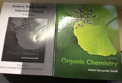 9780077869496: ORGANIC CHEMISTRY 3E PKG W/ SOL MAN & CONNECT PLUS