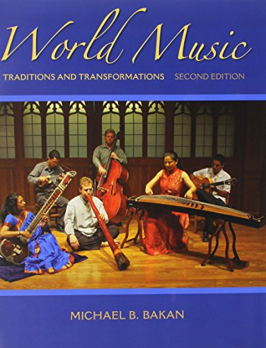 9780077869793: World Music - With CD Set