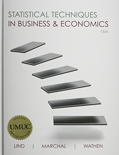 9780077870195: Statistical Techniques in Business & Economics with Access Code [With Basic Business Mathematics]