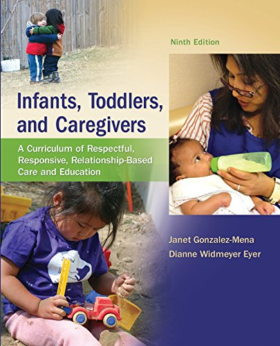 9780077884734: COMBO: Infants, Toddlers, and Caregivers w/ Caregiver's Companion