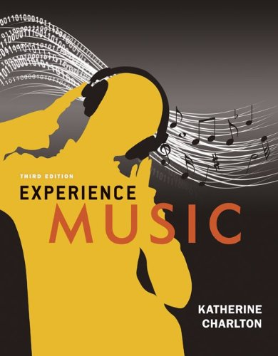 9780077887612: Experience Music, with 6 CDs and Connect Access Card