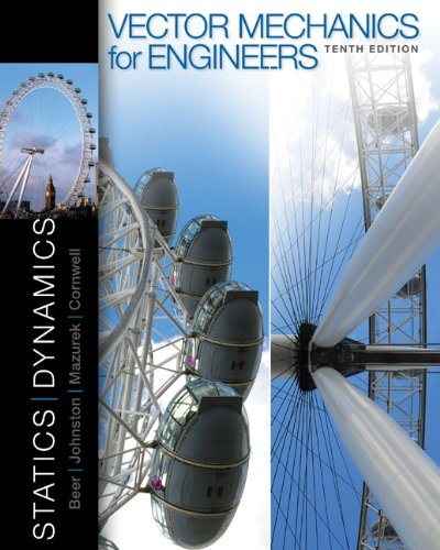 9780077889685: Vector Mechanics for Engineers: Statics and Dynamics and Connect Access Card