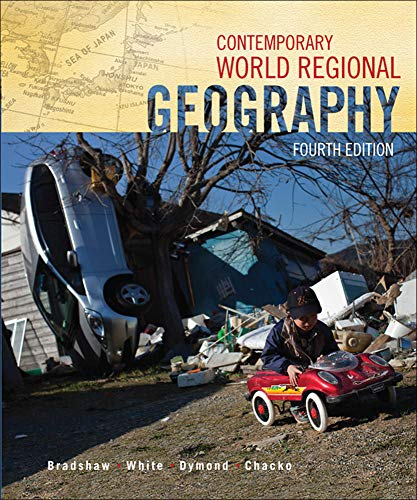 9780077889814: Combo: Contemporary World Regional Geography with Connect Access Card