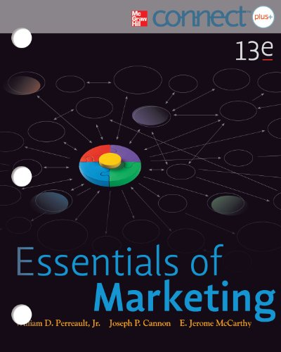 9780077891763: Combo: Loose Leaf Essentials of Marketing with Connect Plus