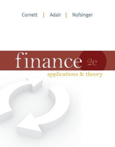 9780077892753: Loose Leaf Finance with Connect Plus
