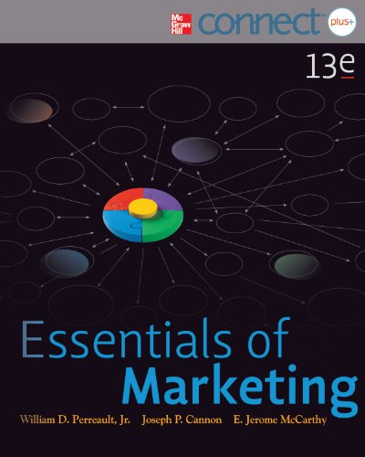 9780077893040: Essentials of Marketing with Connect Access Card