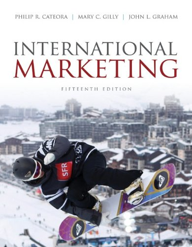 9780077896669: Combo: Loose Leaf International Marketing with Connect Plus
