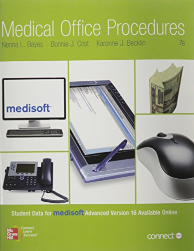 9780077897338: Medical Office Procedures, 7th Edition