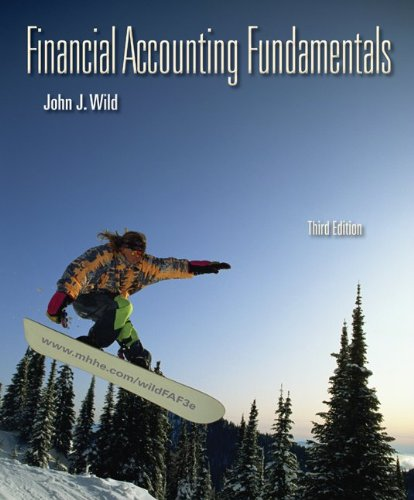 9780077901677: Financial Accounting Fundamentals with Connect Plus