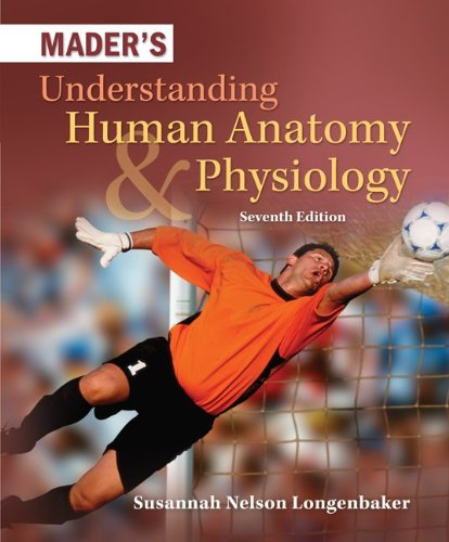 9780077905828: Combo: Mader's Understanding Human Anatomy & Physiology with Apr 3.0 Online Access Card