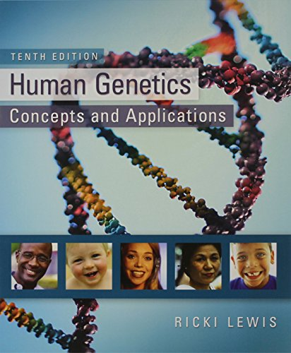 9780077914943: Combo: Human Genetics with Connect Access Card