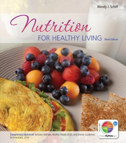 9780077919689: Loose Leaf Version of Nutrition for Healthy Living with Connect Access Card