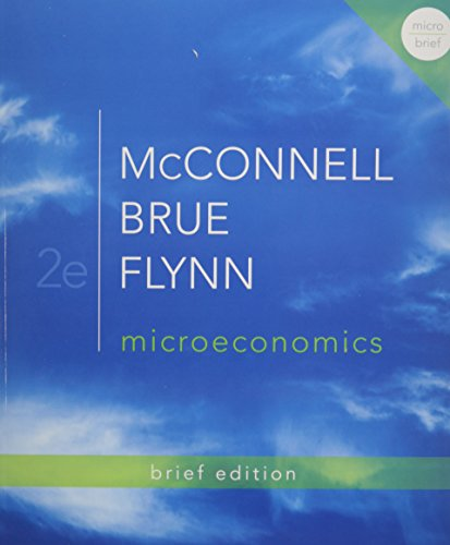 9780077924805: Microeconomics, Brief Edition with Connect Access Card