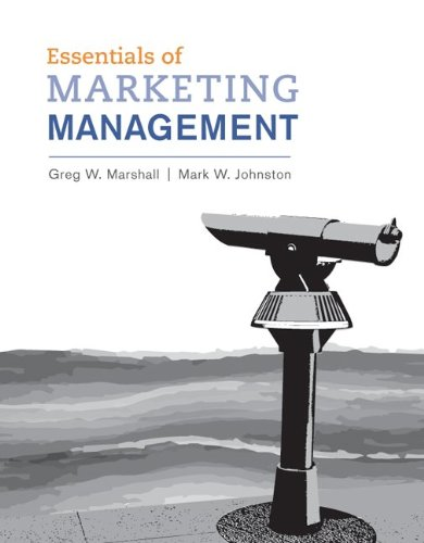 9780077926793: Essentials of Marketing Management with 2011 Update + Connect Access Card