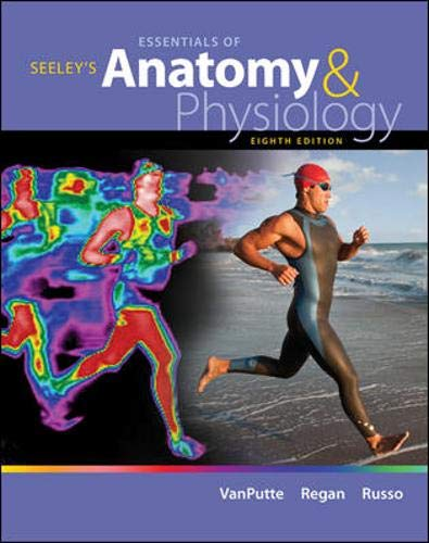 9780077927073: Seeley's Essentials of Anatomy & Physiology with Connect Access Card