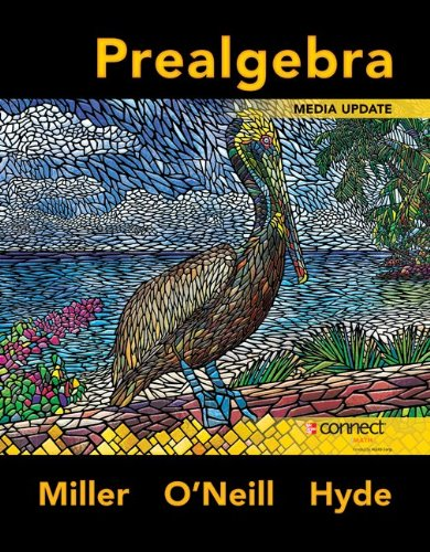 9780077928056: Prealgebra, Media Update, with Connect Plus Math Hosted by ALEKS Access Card