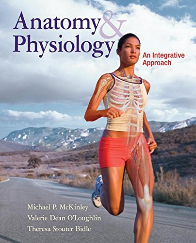 9780077928452: Anatomy & Physiology: An Integrative Approach with Connect Access Card and Eckel Lab Manual Main Version