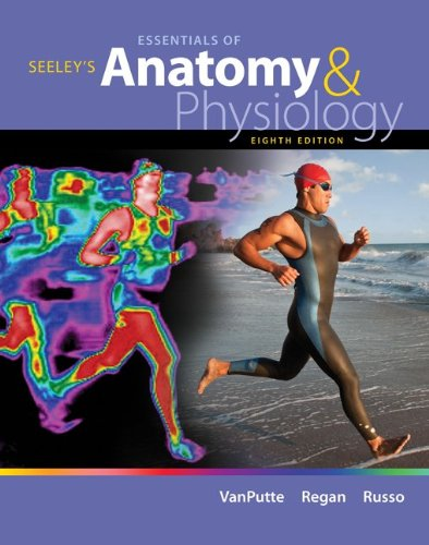 9780077928704: Seeley's Essentials of Anatomy & Physiology with Connect Access Card and Patton Lab Manual