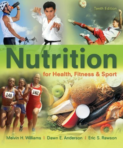 9780077928780: Combo: Nutrition for Health, Fitness & Sport with NCP Online Access