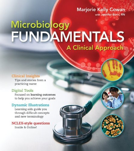 9780077929084: Combo: Microbiology Fundamentals: A Clinical Approach with Obenauf Lab Manual