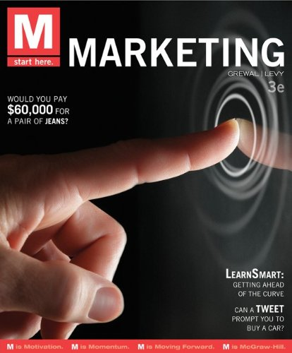 9780077929886: M: Marketing with Practice Marketing and Connect+ Access Card