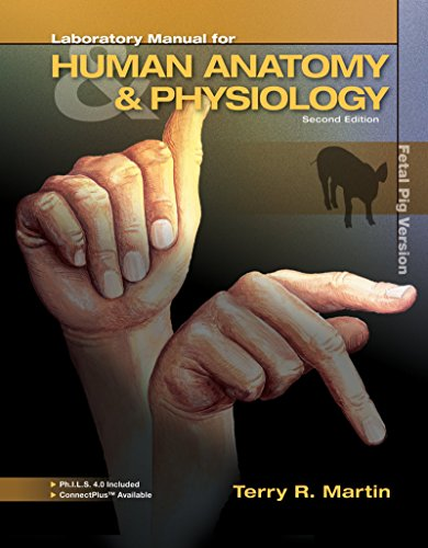9780077932909: Combo: Lab Manual for Human A&P Fetal Pig Version w/PhILS 4.0 Access Card and Connect Plus Access Card