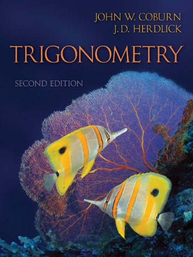 9780077941444: Combo: Trigonometry with Student Solutions Manual