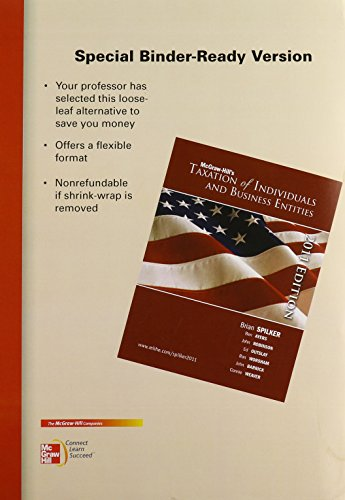 9780077942588: Taxation of Individuals & Business Entities
