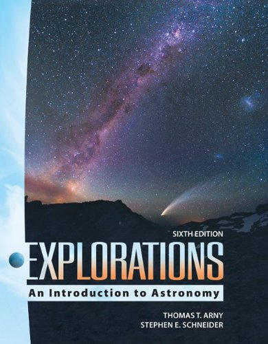 9780077942885: Combo: Explorations: Introduction to Astronomy with Connect Access Card and Starry Nights Access Card