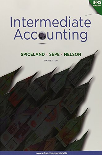 9780077943042: Intermediate Accounting