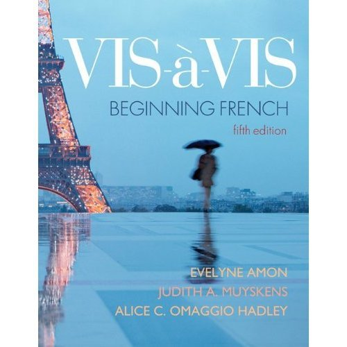 9780077943202: VIS-A-VIS:BEGINNING FRENCH-W/ACCESS