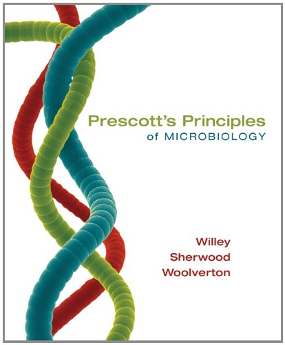 9780077961633: Combo: Prescott's Principles of Microbiology with Harley Laborartory Manual