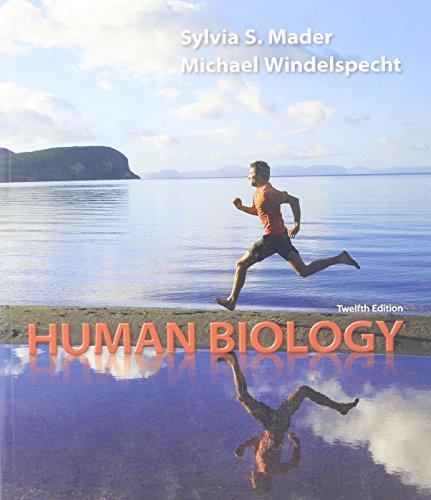 9780077967284: Human Biology w/ Lab Manual