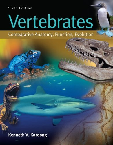 9780077967499: Vertebrates: Comparative Anatomy, Function, Evolution with Comparative Vertebrate Anatomy: A Laboratory Dissection Guide