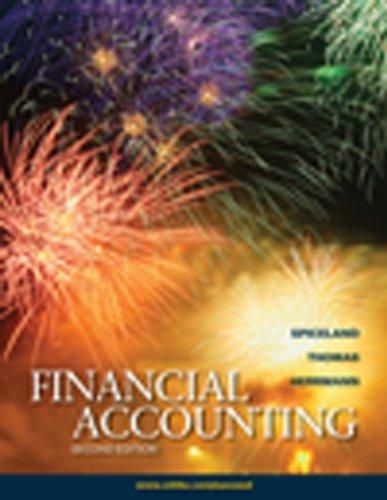 Financial Accounting [Jul 01, 2010] Spiceland, J.