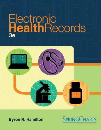 9780077974473: Electronic Health Records with Connect Access Card