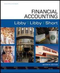 9780077974527: Financial Accounting(7th)Edition Libby:AF 210 Professor Radding U-Mass Boston Custom