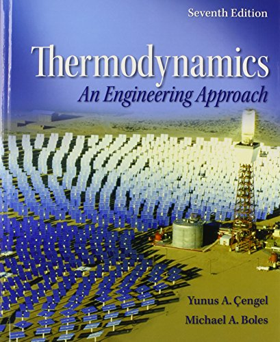 9780077986698: Thermodynamics: An Engineering Approach