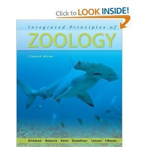 9780077993313: Integrated Principles of Zoology w/ Laboratory Studies in Int. Princ. Of Zoology
