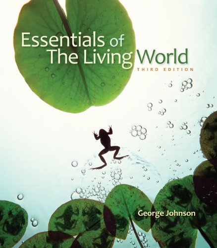 9780077994716: COMBO: Essentials of The Living World w/ Connect Access Card