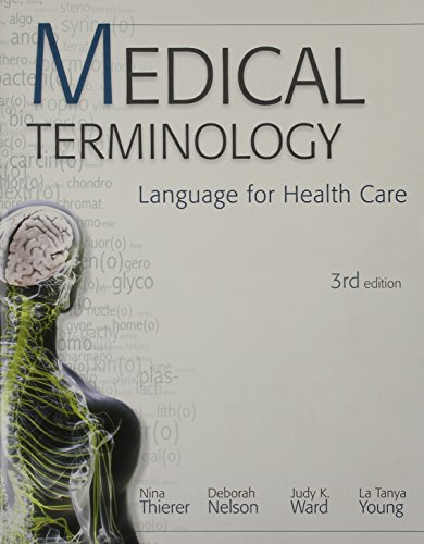 9780078002335: Combo: Medical Terminology: Language for Health Care with Student CD and Connect Plus Access Card